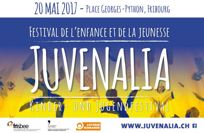 affiche festival juvenalia